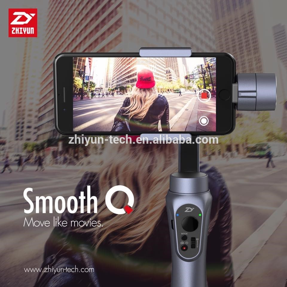 Zhiyun Smooth <strong>Q</strong> 3 axle Cheap Smartphone Stabilizer Gimbal