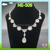 Cheerfeel wholesale decorative bride necklace jewelry