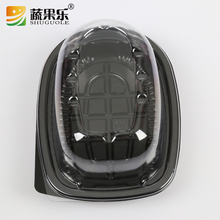 Custom Made Packaging Plastic Roast Chicken Container