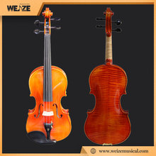 4/4 high grade carved professional violin made in China