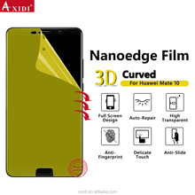 Updated Design For Huawei Mate 10 Case Friendly Full Screen Coverage (TPU Not Glass) Nanoedge Screen Protector