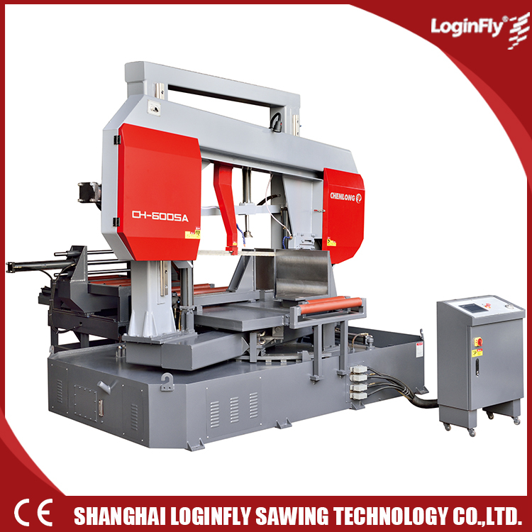 Vertical Band Saw for Cutting Timber