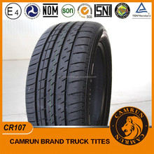 passenger car tire hot sale 235/50R17 reinforced rim protector desigh through the strict testing