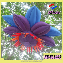 NB-FL1003 Giant High-quality giant inflatable flower decoration