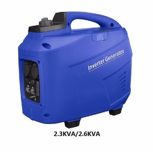 Power force generator portable 2kw silent gasoline generator recoil start generators