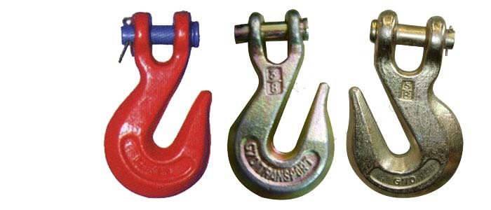 US Type Galvanized Metal Crane Hook