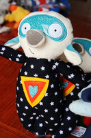 Custom Plush Superman Hero Doll Toy For Boy Kids