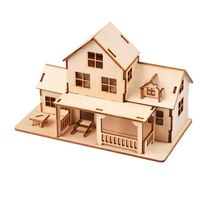 All-season performance factory supply wooden toy cube puzzle
