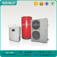 House Heating DC INVERTER Air To Water Heat Pump Split Type 15KW