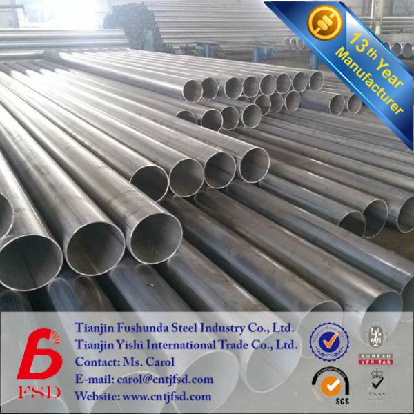Full Sizes In Stock Factory Large Diameter Pipe Line, ss41 materials