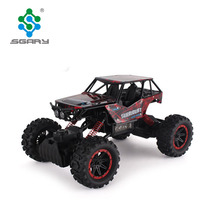 RC Car 4WD Rock Crawlers Racing climbing Car 1:12 Double Motors Bigfoot Car Remote Control Model Off-Road Vehicle Toy