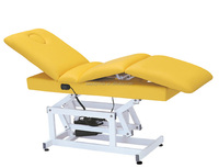 2016 Good quality electric facial massage table beauty bed