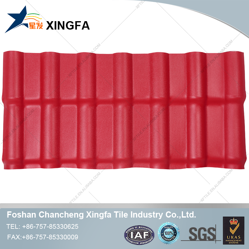 red wine color roof sheets/large corrugated plastic roofing sheets/uv resistant plastic sheet
