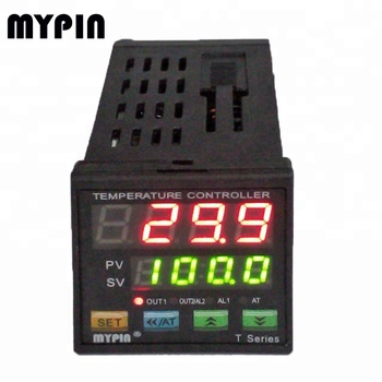 Mypin water pipes glass smoking used temperature controller