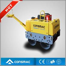 CONSMAC bomag dynapac sakai mini vibratory road roller for sale