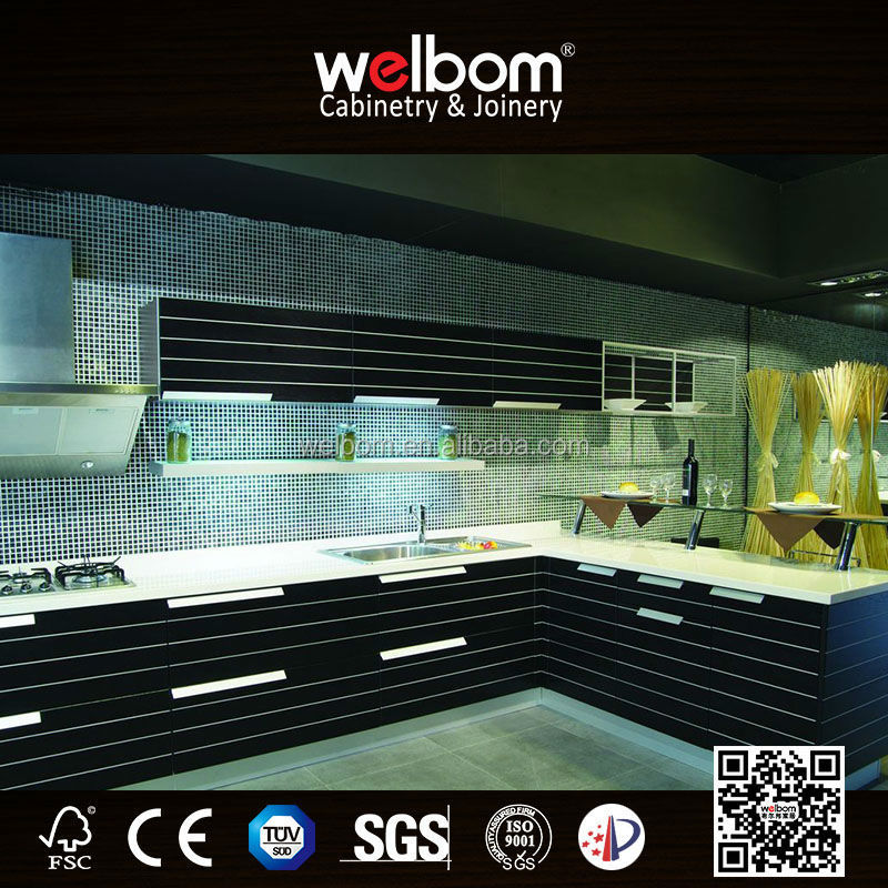 beautiful modern kitchen design with fully complete kitchen furniture