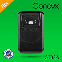 Concox Hottest Super Large Battery Capacity GT03A GPS Personal Tracker with Low Battery Alarm and Geo-fence