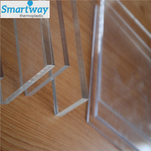 1mm to 100mm clear Cast Acrylic, pmma, plexiglass sheet