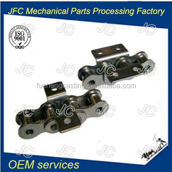 Industrial Conveyor Roller Technical Short Pitch Roller Chain with Extended Pin