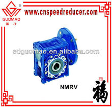 NMRV series worm gear speed reducer with square output flange