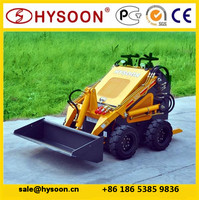 HY380 crawler dump truck Rated load 200-380kg