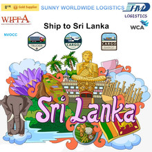 Container International sea freight to Colombo Sri Lanka