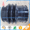 Non-flammable ROHS certification customized rubber bellows tube