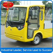 New Electric Flatbed Truck With Collecting Garbage DT-12 With Best Price