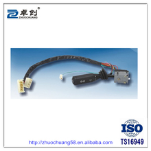 Yutong bus parts JK3067K Combination switch (without Ignition lock )