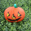 commercial halloween decorations/paper pumpkin lantern/haunted face