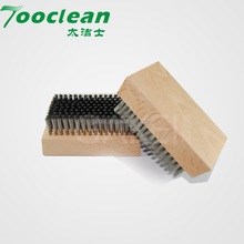 wire brushes for clean ceramic anilox surface