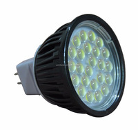 6 Watts GU10 COB LED Bulb Light 60 Degrees Spotlight AC 110V Cool White