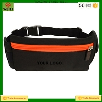 Factory direct sale sport waist bag and custom Made Private Label for waist bag