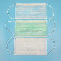 Medical Disposable Face Mask Paramedical Products