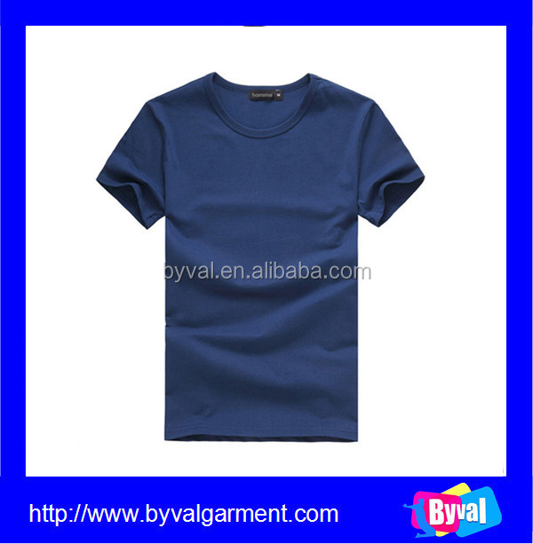 Promotion wholesale china factory price custom overseas t shirts