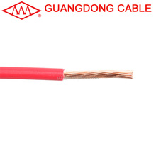 china factory copper wire 2.5mm 4mm2 6mm 10mm2 cable ZCRV 1.5mm2 heat resistant electric wire cable manufacturer