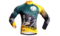 Men's Cycling Long Sleeve jersey Bicycle Shirt Cycling Clothing
