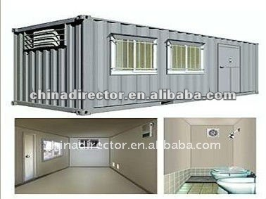 mobile home containers/1000-liter container/modular container