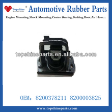 OEM No 8200378211 8200003825Engine Support Mount Auto Rubber Mounts for Renault
