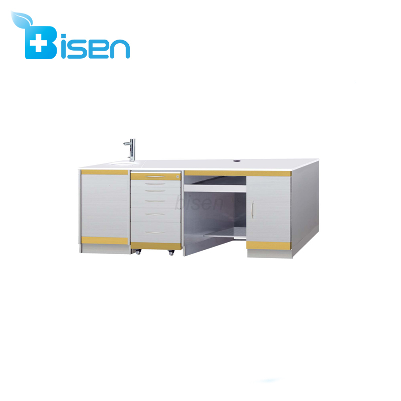 Hot Sell Dentistry Instrument For Clinic Workstation Dental Lab Wall Mounted Cabinet