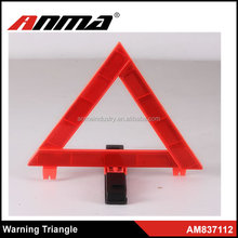 New Design and Good Quality Emergency Car Warning Reflective Road Triangles Folding