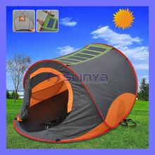 Orange Solar Tents For Sale Suitable For 2-3 People