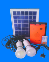 2015 hot sale 5w 10w mini home solar power system for home