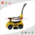Kids toys Baby learning pedal car children ride on toy with push bar music