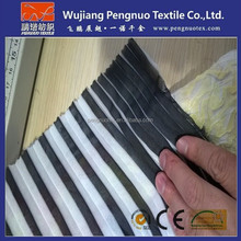 wholesale100% polyester accordion pleats chiffon fabric