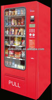 snack/pringles/chips/french fries vending machine
