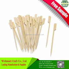 Free Sample Bamboo Party Cocktail Gun Skewer Picks