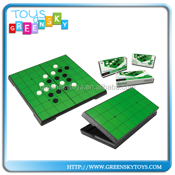 Japanese Magnetic Chess Reversi Game Set For Kids