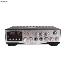 kinter-009 high quality cheap price hi-fi home stereo audio amplifier