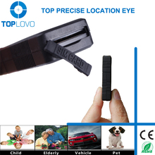 Toplovo Manufactory TL007 Human GPS Tracking Device for Child/Elder/Pet with SOS and GEO-FENCE Alarm